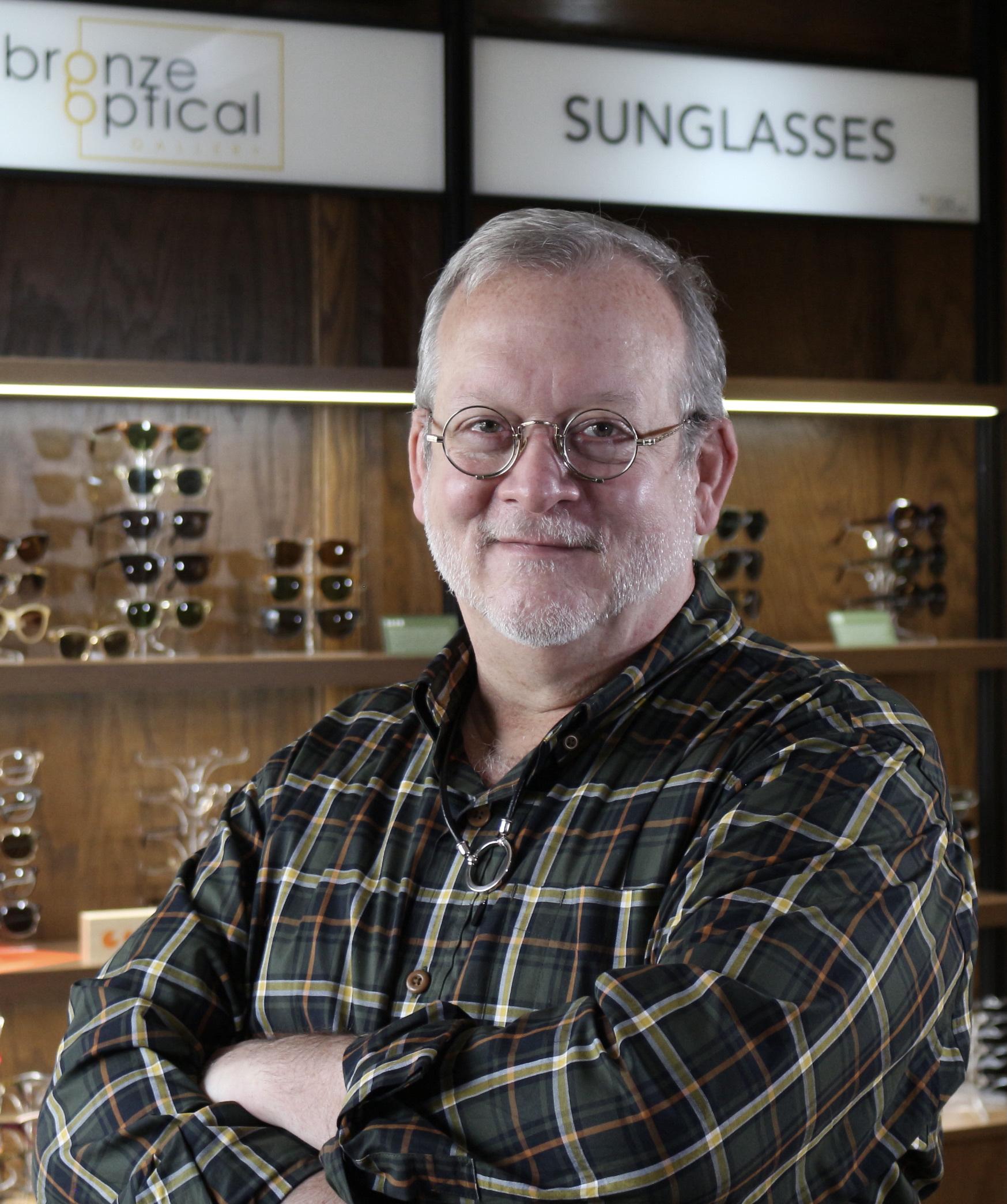 Tim-ABO Certified Optician-Bronze Optical Gallery