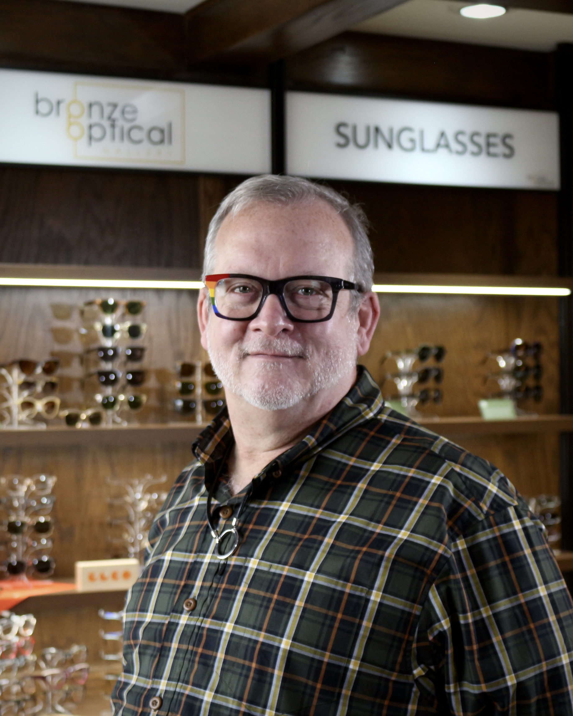Tim-Head ABO Certified Optician